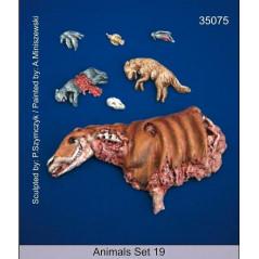 Animals Set 19 1/35