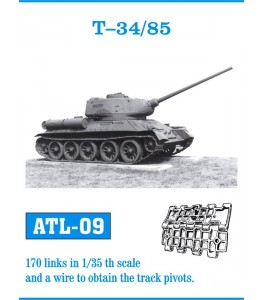 CADENAS T-34/85  1/35