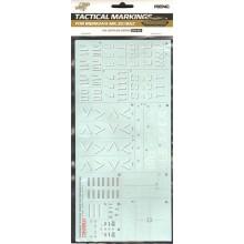 MERKAVA Mk.3D/BAZ Tactical Markings 1/35