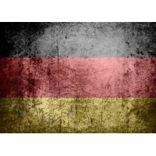 Base auto adhesiva grunge Alemania 20x14cm