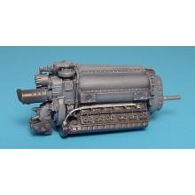Allison V-1710/89 engine 1/48