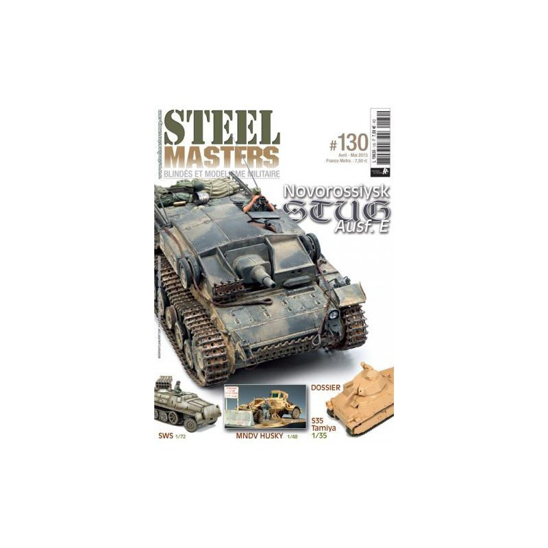 Revista Steel Masters nº 130