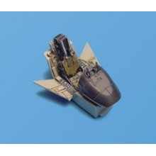 AV-8B HARRIER II COCKPIT SET 1/48 AIRES