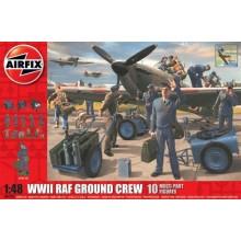WWII RAF Ground Crew 1/48