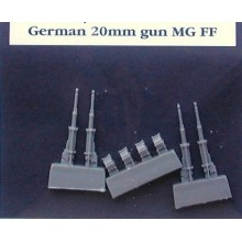 German 7.92mm guns MG 15 1/48