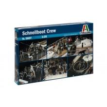 SCHNELLBOOT CREW 1/35