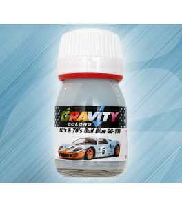 Ferrari Rosso Corsa de Gravity Colors 30 ML.