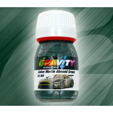 Aston Martin Almond Green de Gravity Colors 30 ML.
