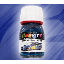 Subaru WRX Blue de Gravity Colors 30 ML.