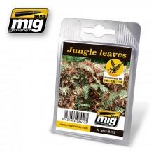 Jungle leaves 1/48-1/35-1/32