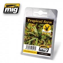 Tropical fern 1/48-1/35/-1/32