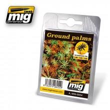 Ground palms 1/48-1/32-1/35