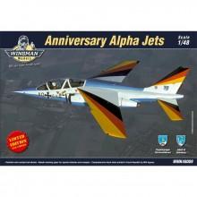 Anniversary Alpha Jets 1/48