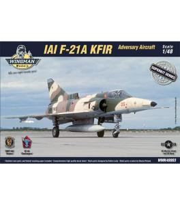 IAI F-21A KFIR 1/48