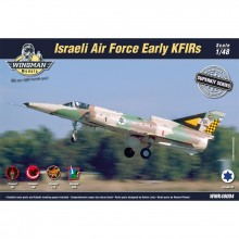 Israeli AF Early KFIRs