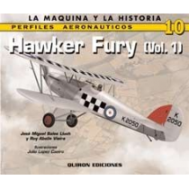 HAWKER FURY VOL. 1