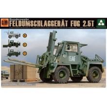 Bundeswehr Feldumschlaggerät FUG 2,5 1/35