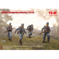 Austro-Hungarian Infantry (1914) 1/35