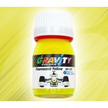 Fluorescent Yellow de Gravity Colors 30 ML.