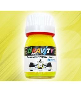 Fluorescent Yellow de Gravity Colors 30 ML.