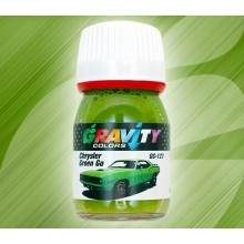 GC-123 Chrysler Green Go de Gravity Colors
