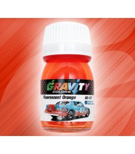 GC-127 Fluorescent Red de Gravity Colors