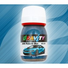 GC-220 BMW Protonic Blue de Gravity Colors