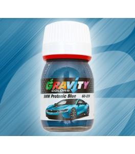 GC-220 BMW Protonic Blue de Gravity Colors