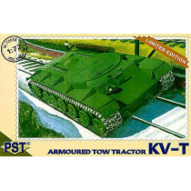 Soviet KV-T Armoured Tow Tractor 1/72