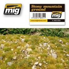 STONY MOUNTAIN GROUND