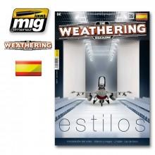 """The Weathering Magazine Número 12 – """"Estilos"""" (versión en Castellano)"""