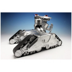 Chrome Plated Terminator 2 Aerial Hunter Killer (Kit) 1/32
