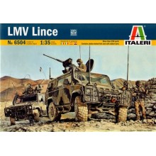 LMV Lince NEW TOOLING! 1/35