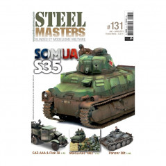 Revista Steel Masters nº 131