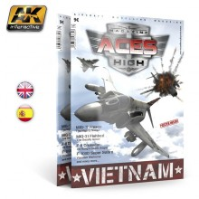 Revista Aces High nº 5 Vietnam