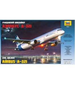 Airbus A321 1/144