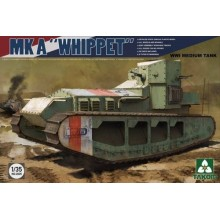 WWI Medium Tank Mk A Whippet 1/35