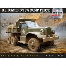 US DIAMOND T 972 DUMP TRUCK 1/35