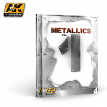 METALLICS VOL.1. LEARNING SERIES 04,en Inglés