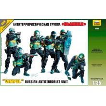 Russian Anti-Terrorist Unit 'ALFA'  1/35