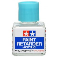 TAMIYA ACRYLIC PAINT RETARDER (40 ml.)