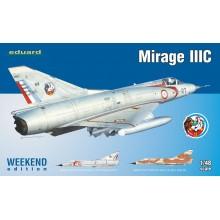 Mirage IIIC 1/48