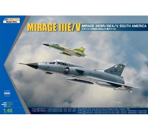 Mirage IIIE/V MIRAGE IIIEBR / IIIEA / V SOUTH AMERICA 1/48