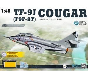 Grumman TF-9J Cougar (F9F-8T) 1/48