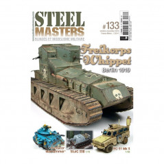 Revista Steel Masters nº 133