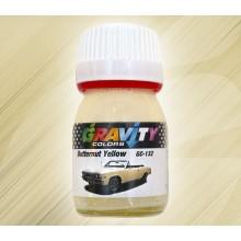 GC- 132 Butternut Yellow de Gravity Colors