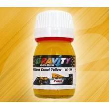 GC- 136 Williams Camel Yellow de Gravity Colors