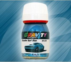 GC- 233 Chrysler Surf Blue de Gravity Colors
