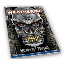 Revista The Weathering Magazine Nº14,Heavy metal en español