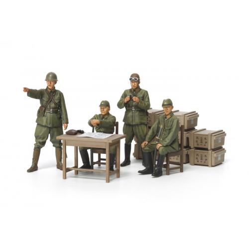 IJA Officers 1/35